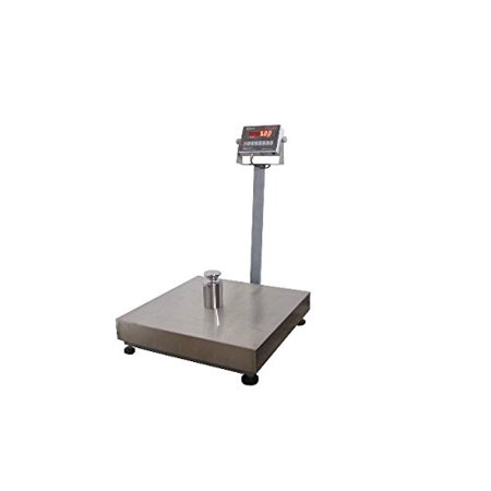 Optima Scales OP-915-1824-500 NTEP Bench Scale - 18 x 24 inch, 500 x 0. 1 lb.