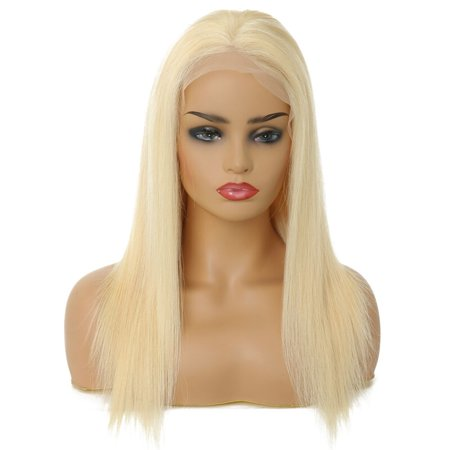 UNice Blonde 613 Lace Front Wig 8A 13*4 Lace Front Brazilian Human Hair (Full Lace Front Wigs Human Hair Cheap)