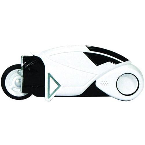 Dane Elec 8GB TRON Kevin Flynn White Light Cycle Flash Drive