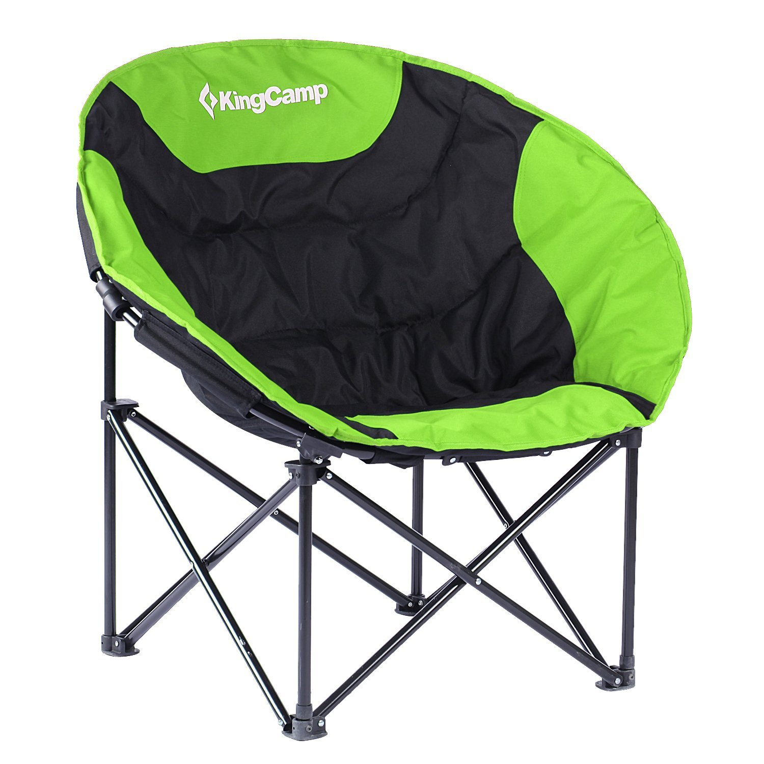 KingCamp Moon Leisure Lightweight Portable Stable Folding...