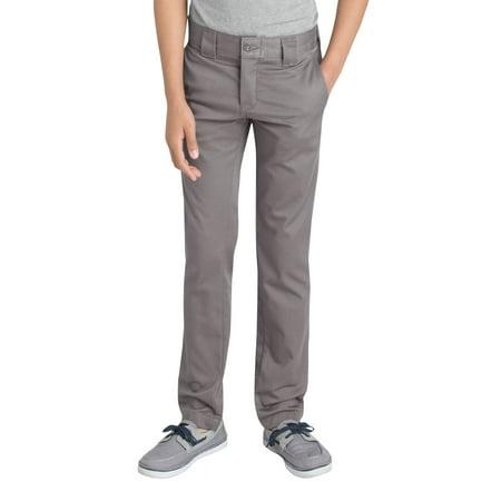 15dd479af Dickies - Boys' School Uniforms Skinny Fit Flex Pant - Walmart.com