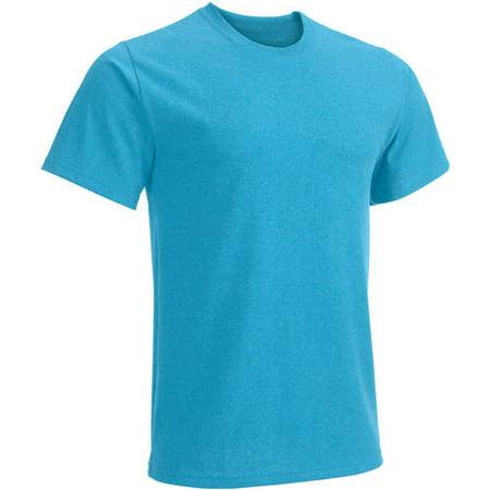 New Fruit of the Loom Platinum EverSoft Men's Short Sleeve Crew T Shirt - Walmart.com