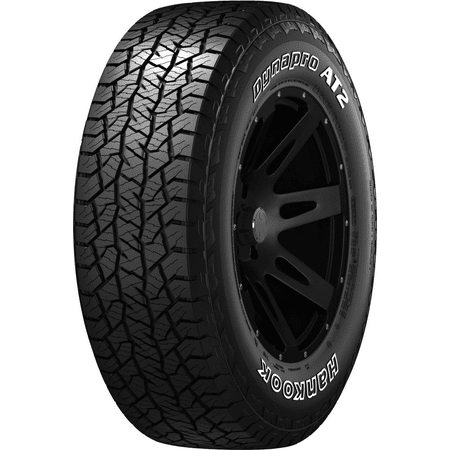 Hankook Dynapro A/T2 RF11 All-Terrain Tire - LT245/70R17 (Best Tires For Vw Jetta Tdi)