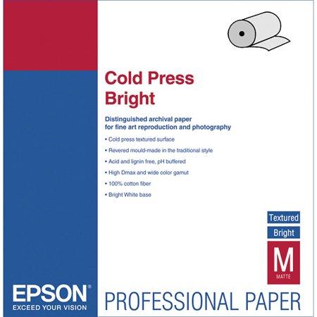 Epson Cold Press Bright Paper Cold Press Bright Paper (Epson Hot Press Bright)