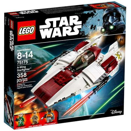 Star Wars A Wing Starfighter Set Lego 75175