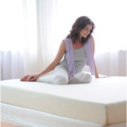 "CAL KING Spa Sensations 12"" Theratouch Memory Foam Mattress"