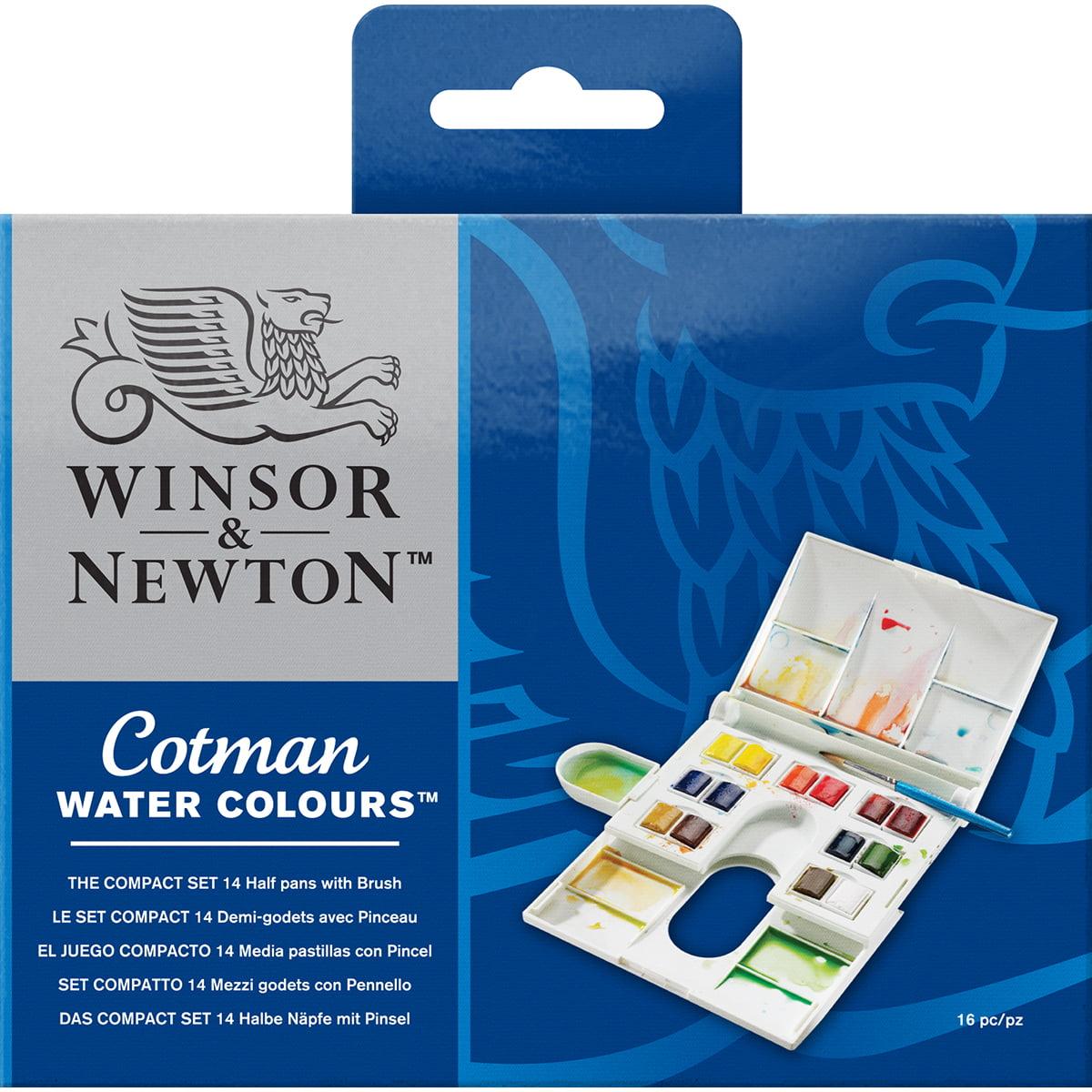 Winsor & Newton Cotman Water Colour Compact Set-