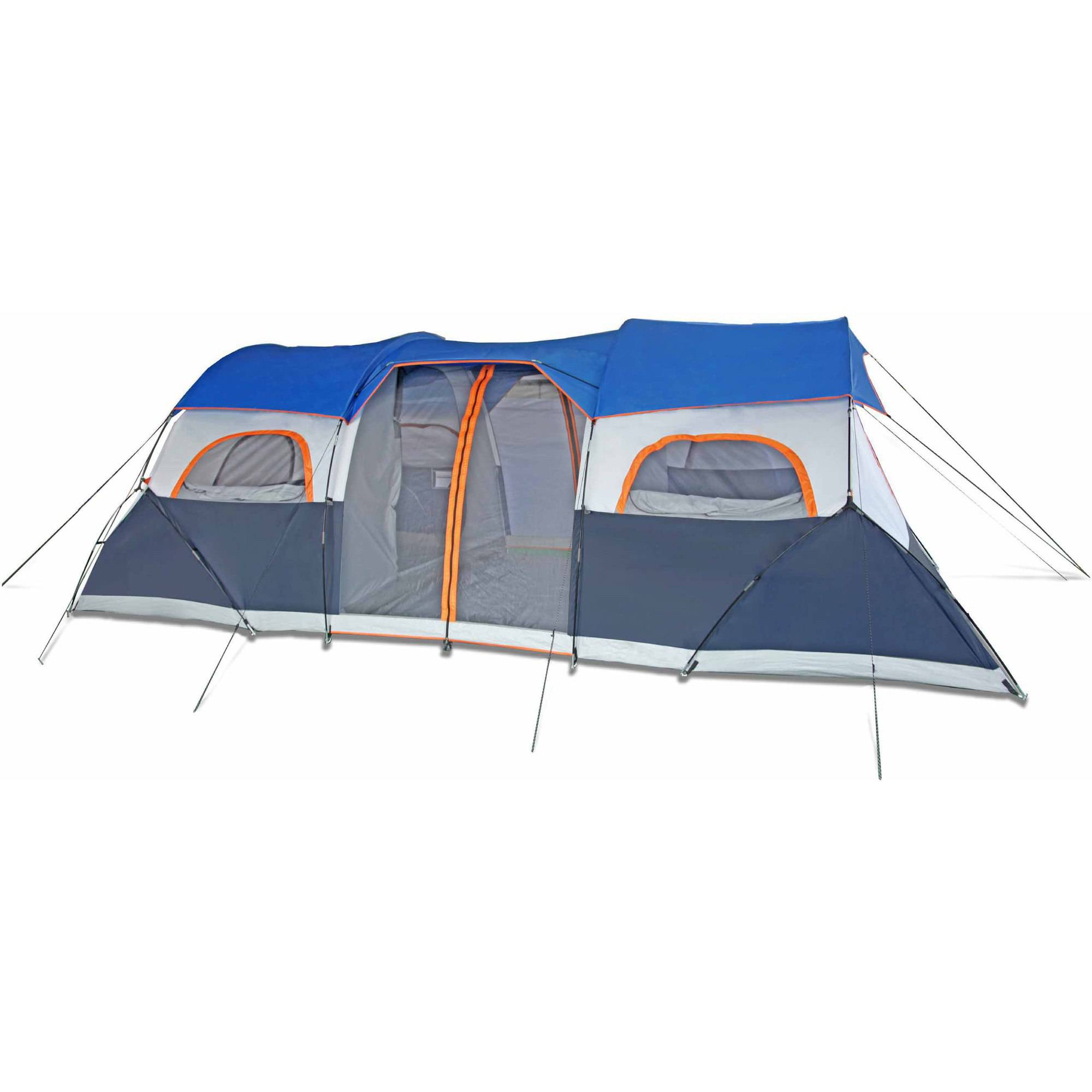 Ozark Trail 20u0027 x 10u0027 Tunnel Tent with Screen Porch Sleeps 10  sc 1 st  Walmart & Ozark Trail 20u0027 x 10u0027 Tunnel Tent with Screen Porch Sleeps 10 ...