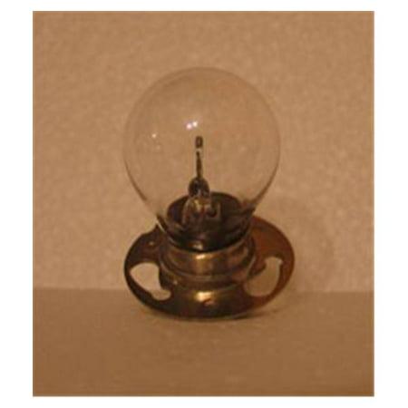 Wp000 Ge1630 Ge1630 Ge1630 Bulb 6 5V 2 75Amp P30d S8 Ea From General Electric Co