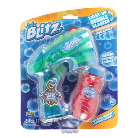 Bubble Blitz Flash Blaster