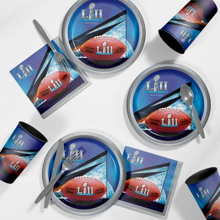 Super Bowl Lii Tailgating Kit
