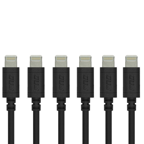 5X 6FT USB SYNC DATA POWER CHARGER CABLE APPLE NEW IPAD IPHONE IPOD TOUCH PINK