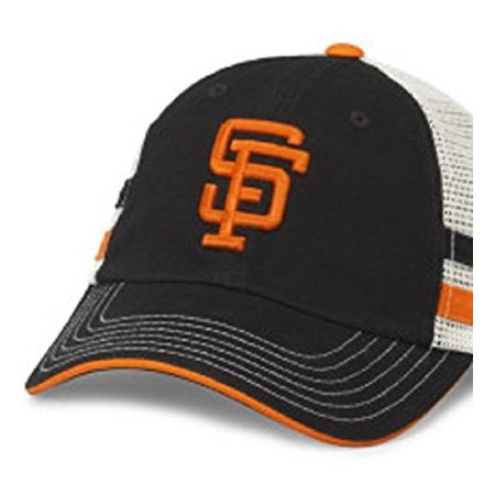 MLB American Needle Foundry Baseball Soft Mesh Back Adjustable Snapback Hat  (San Francisco Giants) - Walmart.com 82106bf0675