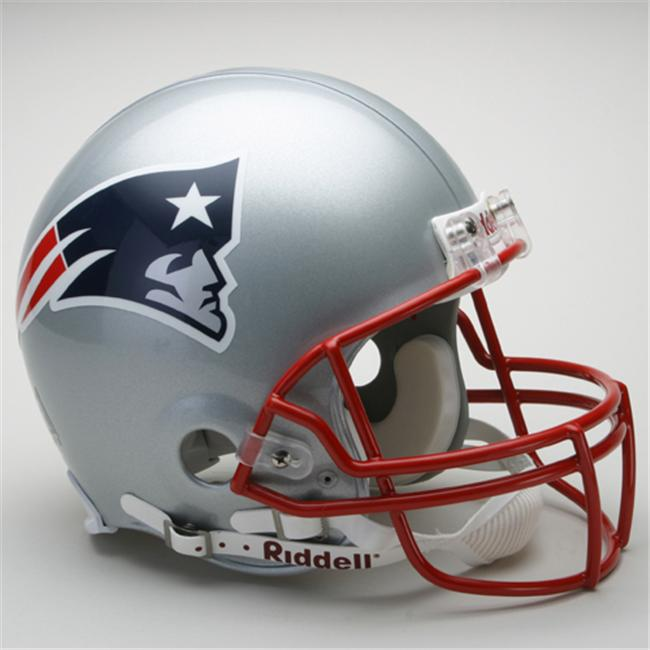 Creative Sports RD-PATRIOTS-A New England Patriots Riddell Full Size Authentic Proline Football Helmet