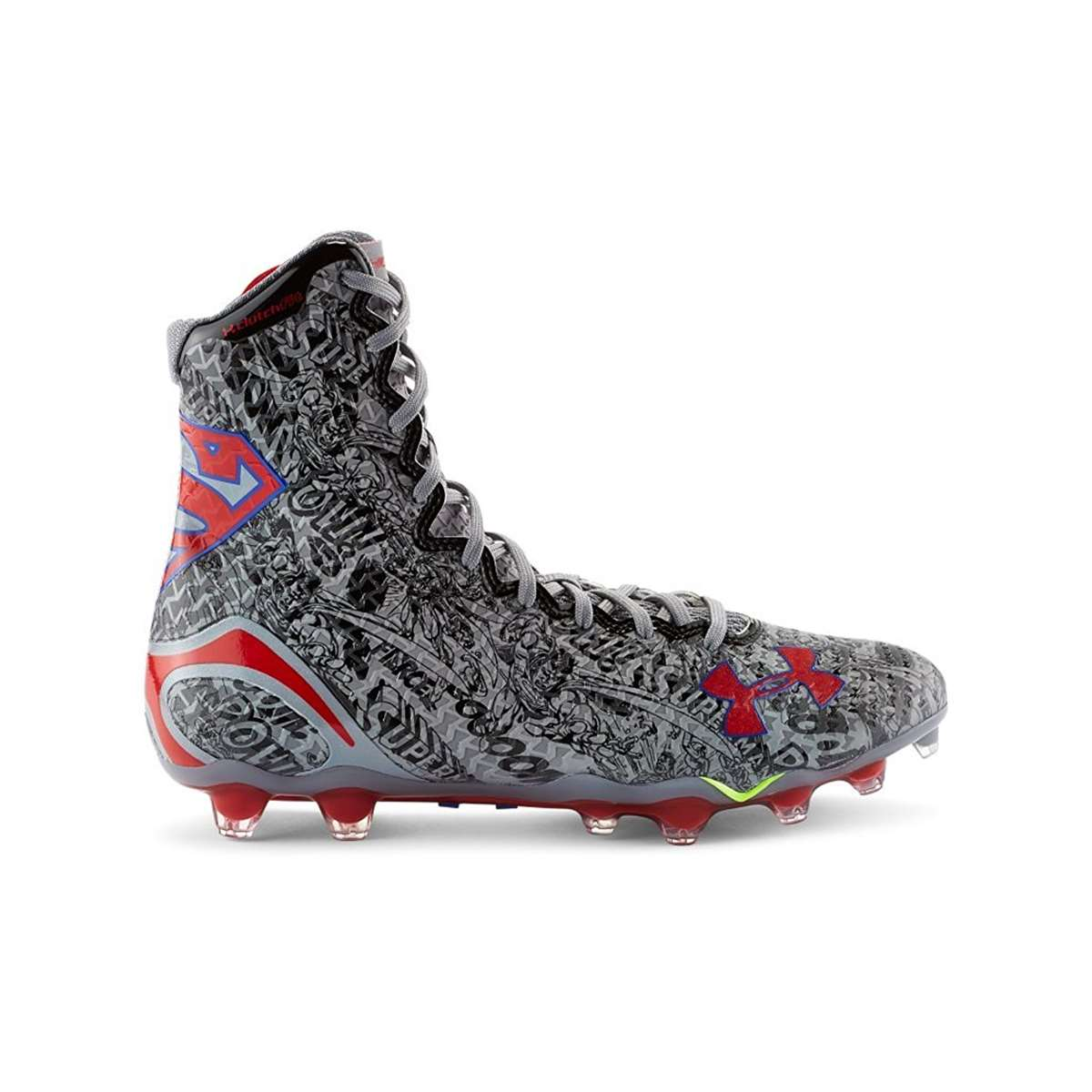Under Armour Men's UA 1256694 Alter Ego Highlight Football Cleats NEW