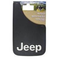"Jeep Easy-Fit Mud Guard, 9"" x 15"""