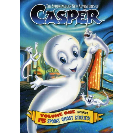 The Spooktacular New Adventures of Casper: Volume 1 (DVD)
