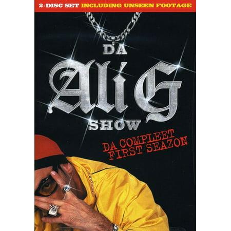 Da Ali G Show: Da Compleet First Seazon ( (DVD)) (Ali G Halloween)