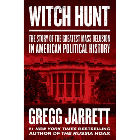 Halloween Witch Stories For Kids (Witch Hunt : The Plot to Destroy Trump and Undo His)