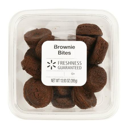 Freshness Guaranteed Brownie Bites, 13.93 oz