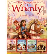 The Kingdom of Wrenly 4 Books in 1! : The Lost Stone; The Scarlet Dragon; Sea Monster!; The Witch's Curse