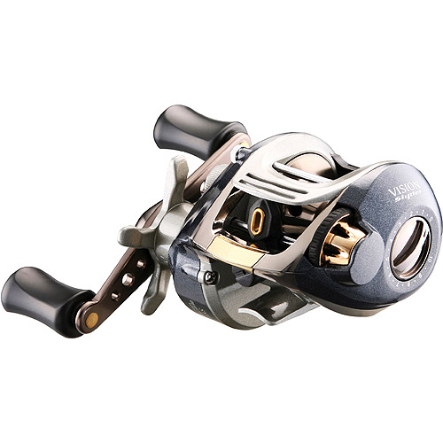 Pinnacle Vision Slyder Baitcast Reel