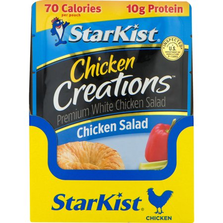 StarKist® Chicken Creations™ Chicken Salad - 2.6 oz Pouch