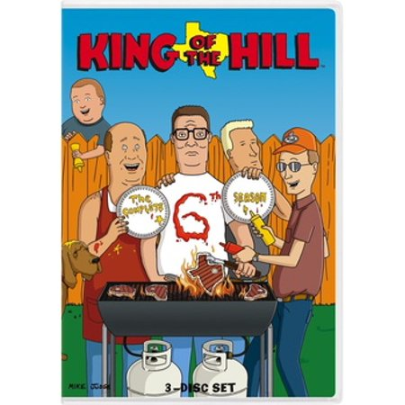 King Of The Hill: The Complete Sixth Season (DVD)](King Of The Hill Halloween)