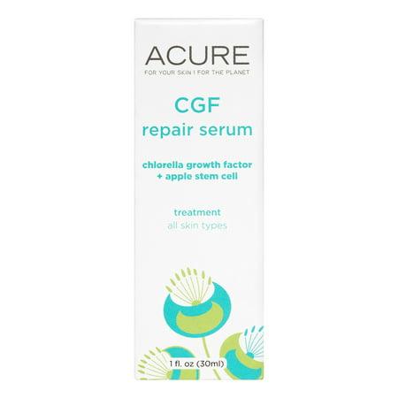 Image of Acure CGF Facial Repair Serum, 1 Fl Oz