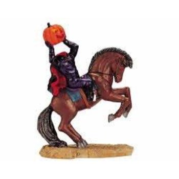 Lemax Spooky Town Headless Rider # 22592 - Lemax Halloween Train