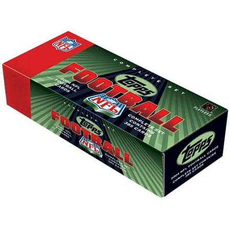 2004 NFL Football Cards Complete Set [Roethlisberger Rookie] ()
