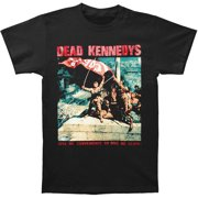 Dead Kennedys Men's  Give Me Convenience T-shirt Black