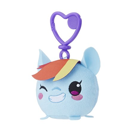 Rainbow Dash Plush (My Little Pony: The Movie Rainbow Dash Clip)