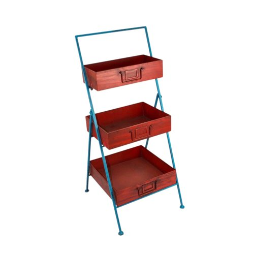 Sagebrook Home 3 Tier Tray Plant Stand