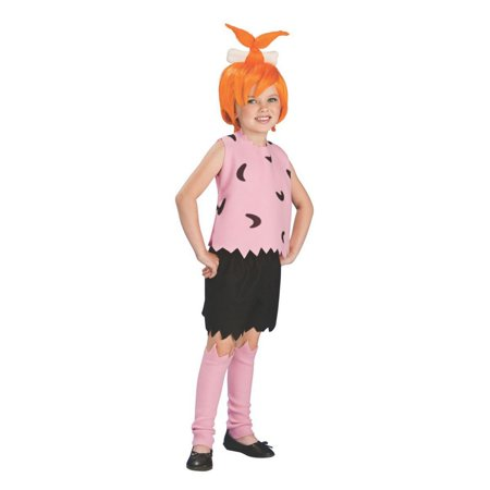 Halloween Pebbles Costumes Child Costume