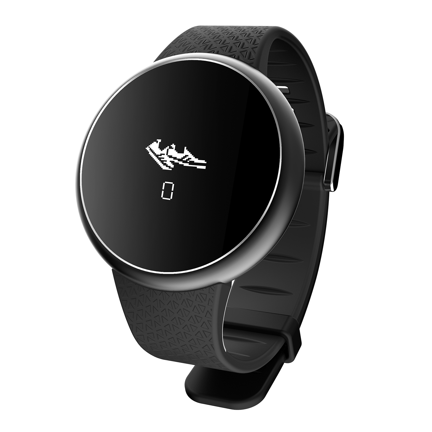 IMAGE Fitness Tracker Smart Watch Activity Tracker w Heart Rate Monitor Blood Pressure Test Step Counter GPS Tracker