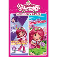 Strawberry Shortcake: Bright Lights Big Dreams / Berry Bitty Mysteries (DVD)