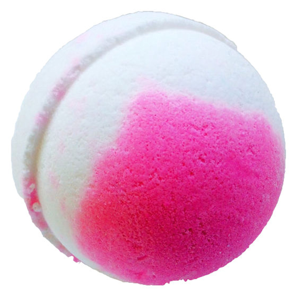 RASPBERRY RUSH MEGA Bath Bomb by Soapie Shoppe