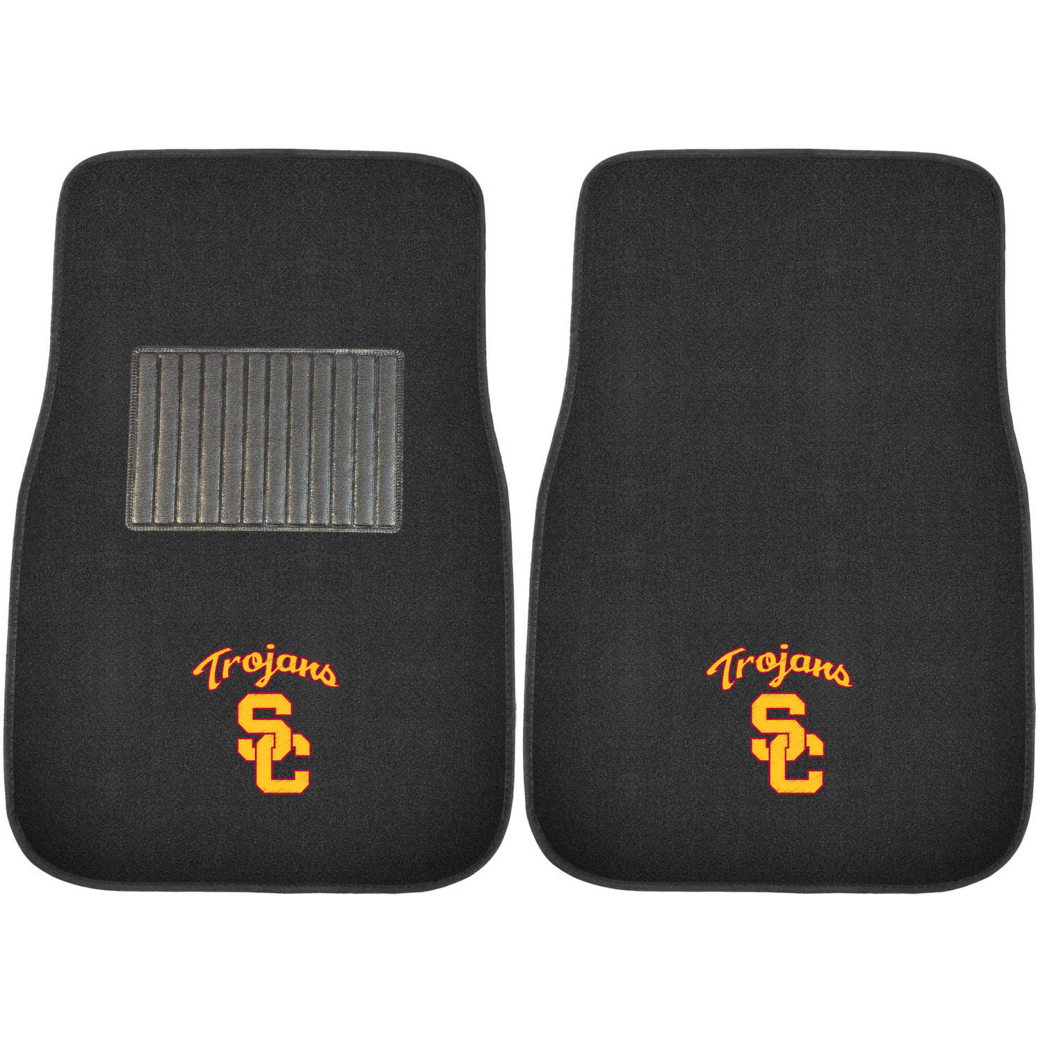 University of Southern California Embroidered Car Mats