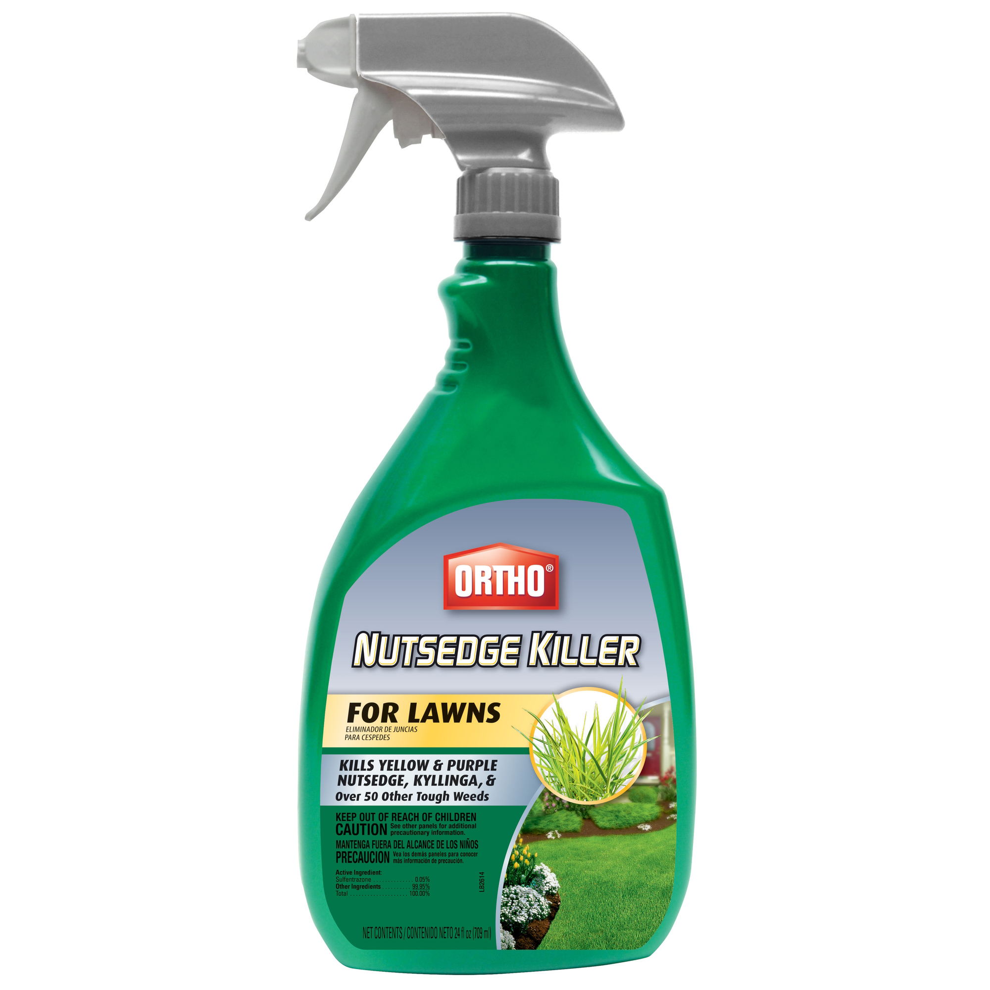 Ortho Nutsedge Killer for Lawns Ready-to-Use, 24 oz