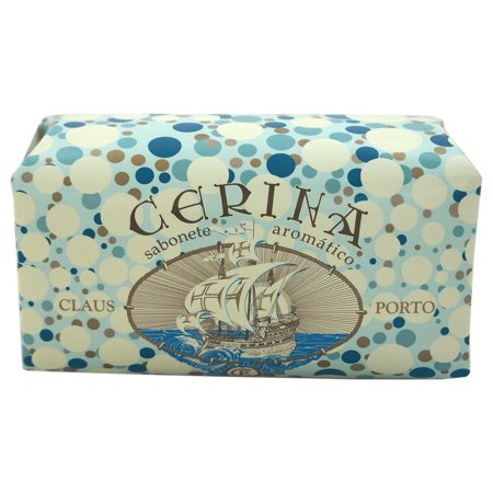 Cerina Brise Marine Bath Soap by Claus Porto for Unisex - 12.4 oz -