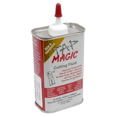 Tap Magic Cutting Fluid, 4 (Cutting Fluid)
