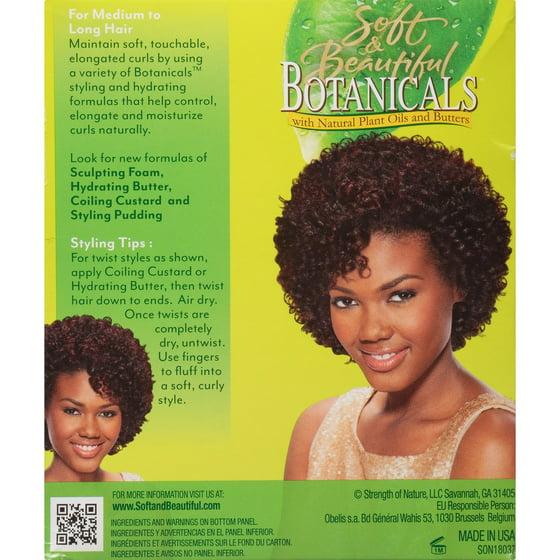 Soft Beautiful Botanicals Regular No Lye No Mix Texturizer For