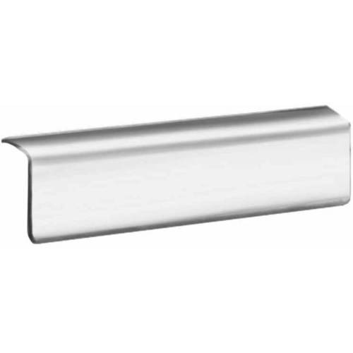 American Standard 7832.504.075 Rim Guard for Floor Mounted Service Sink, Stainless Steel