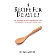 A Recipe for Disaster - eBook
