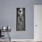 Fathead Han Solo: In Carbonite- Giant Officially Licensed Star Wars Removable Wall Decal