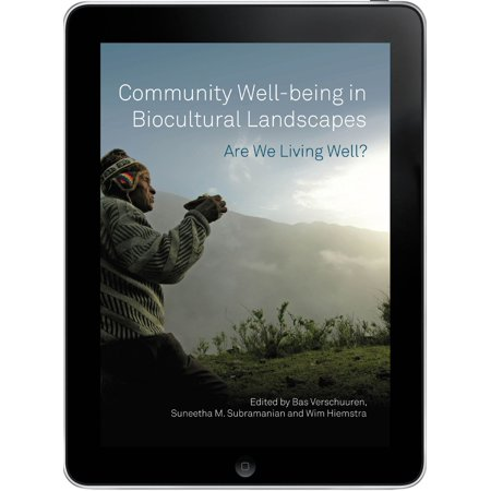 Community Well-being in Biocultural Landscapes eBook - eBook