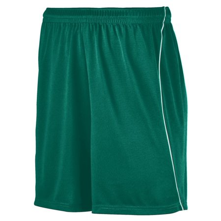 Augusta Sportswear Wicking Soccer Shorts With Piping 460