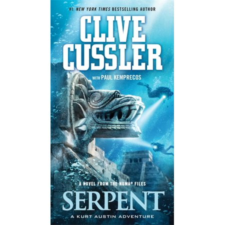 Serpent : A Novel from the NUMA Files (Clive Cussler Numa Files In Order Of Publication)