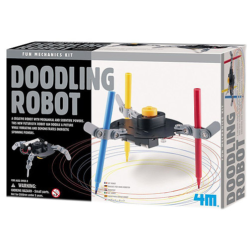 4M Doodling Robot Science Kit, STEM